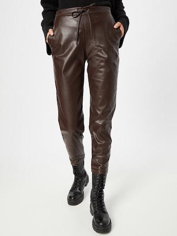 EDC BY ESPRIT Pants in Brown