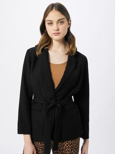 SISTERS POINT Blazer 'Lesa' in dunkelgrün, Modelansicht