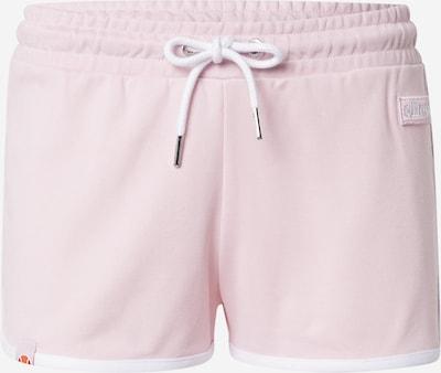 ELLESSE Kalhoty - světle růžová / bílá, Produkt