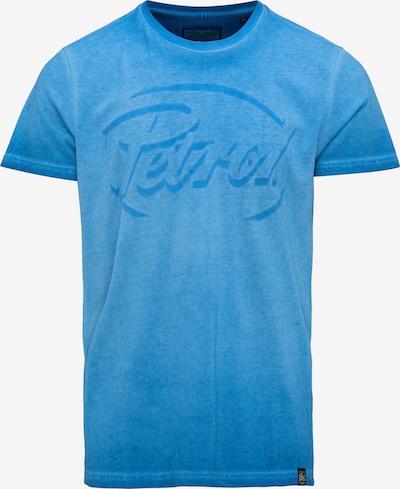 Petrol Industries Koszulka w kolorze błękitnym, Podgląd produktu