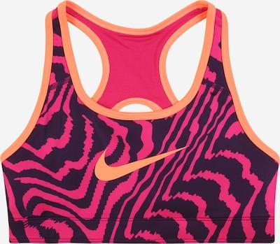 NIKE Sports underwear in navy / peach / pink, Item view