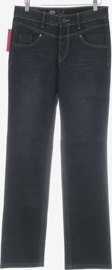 JOKER Straight-Leg Jeans in 28/32 in schwarz, Produktansicht