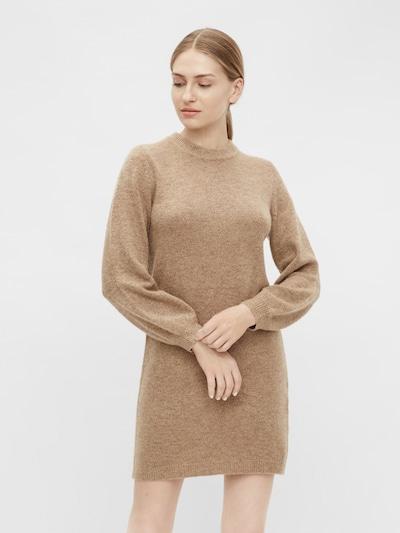 OBJECT Kleid 'Eve Nonsia' in hellbraun, Modelansicht