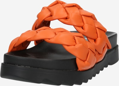 Raid Pantolette 'FLINCH' in orange, Produktansicht