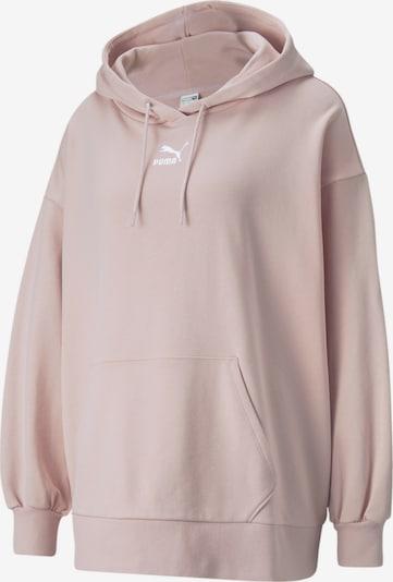 PUMA Sweatshirt in rosa, Produktansicht