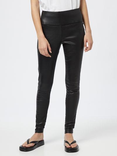 Ibana Leggings 'MOLLY' i sort, Modelvisning