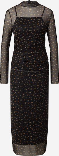 EDITED Kleid 'Nati' in schwarz, Produktansicht