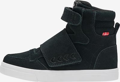 Hummel Sneaker in schwarz, Produktansicht