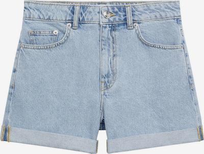 Jeans MANGO pe denim albastru, Vizualizare produs