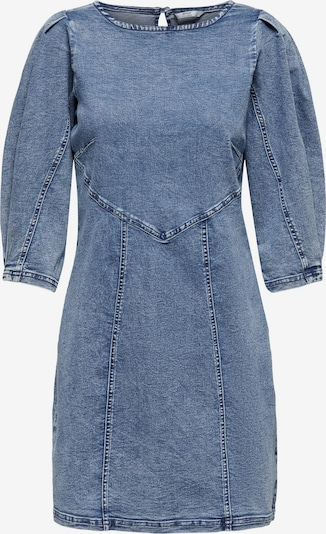 ONLY Kleid 'Ventura' in blue denim, Produktansicht