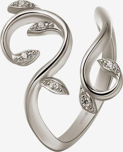 XENOX Ring in silber, Produktansicht