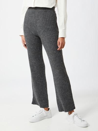 Dorothy Perkins Pantalon en gris, Vue avec modèle