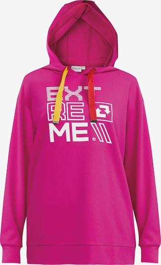 Finn Flare Sweatshirt in lila, Produktansicht