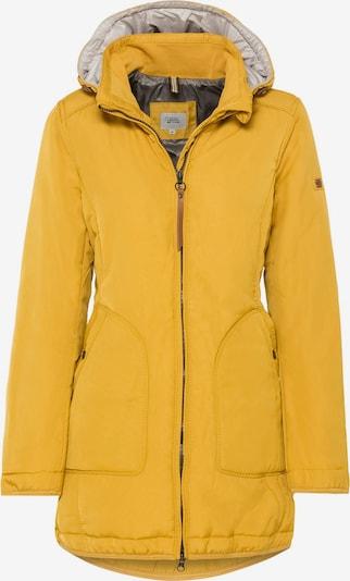 CAMEL ACTIVE Winterparka in de kleur Geel, Productweergave