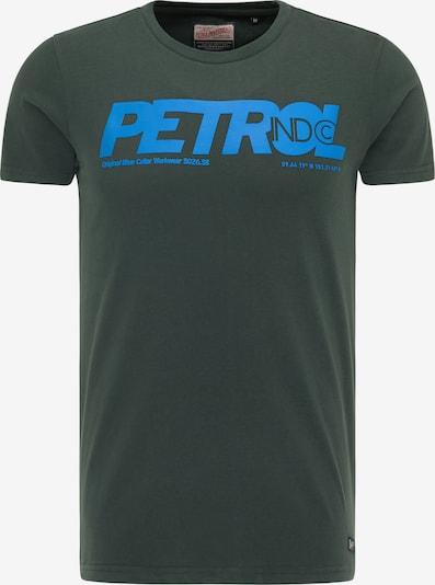 Petrol Industries Tričko - svítivě modrá / jedle, Produkt