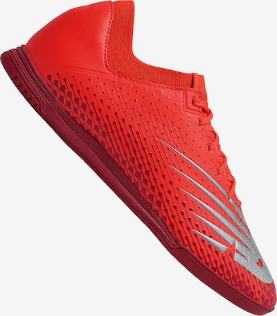new balance Fußballschuh 'Furon' in rot / silber, Produktansicht