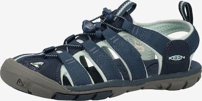 KEEN Sandale in navy / aqua, Produktansicht