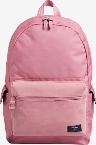 Superdry Rucksack 'Montana' in Pink