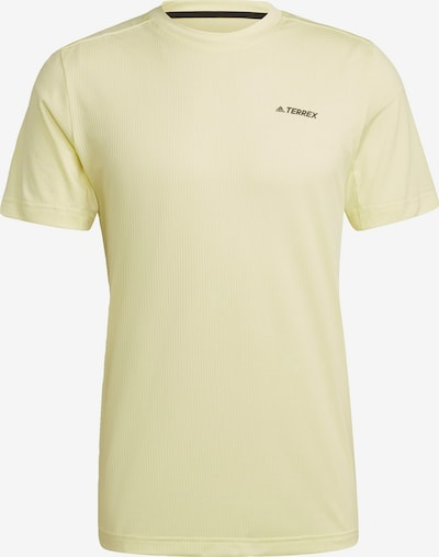 adidas Terrex Shirt in schwarz, Produktansicht