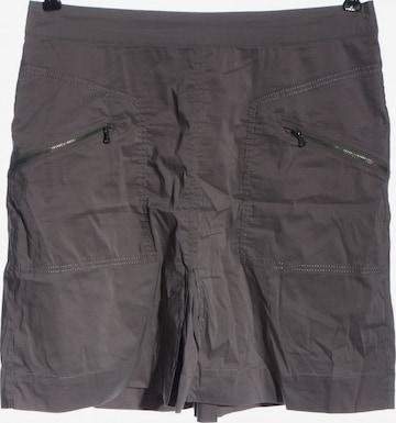 Sandwich Skirt in M in Grey