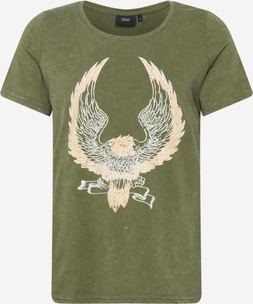 Zizzi - Camiseta en verde