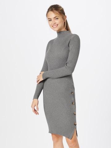 VILA Šaty - Sivá