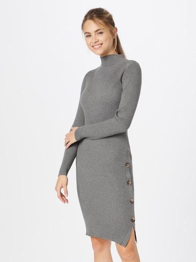 VILA Jurk in de kleur Grijs, Modelweergave
