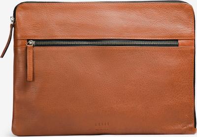 "still Nordic Laptop Bag 'Clean Computer Sleeve 13""' in Brown / Black, Item view"