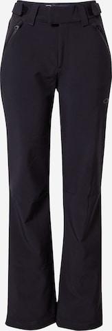OAKLEY Spodnie sportowe w kolorze czarny