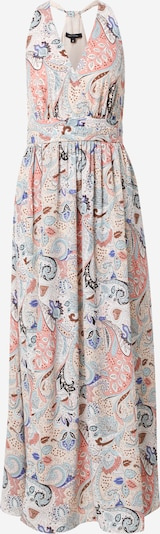 COMMA Dress in Navy / Light blue / Coral / White, Item view