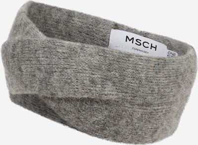 MOSS COPENHAGEN Headband 'Kikka' in mottled grey, Item view