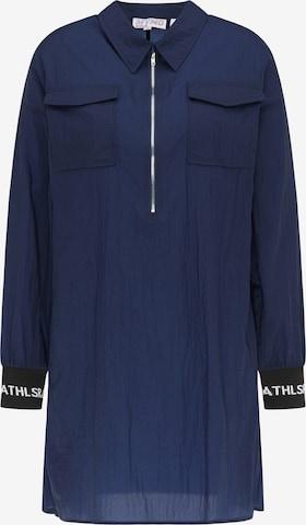 myMo ATHLSR Kleid in Blau