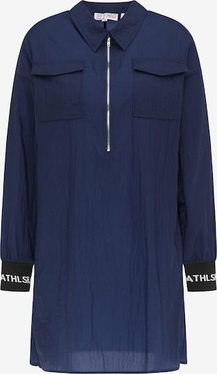 myMo ATHLSR Robe de sport en bleu foncé, Vue avec produit