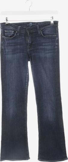 7 for all mankind Jeans in 30 in dunkelblau, Produktansicht