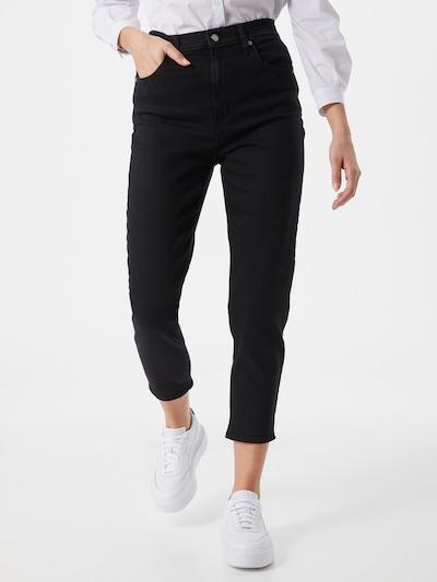 Jeans LEVI'S pe denim negru, Vizualizare model