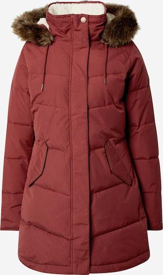 ROXY Manteau fonctionnel en bordeaux, Vue avec produit