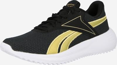 Reebok Sport Παπούτσι για τρέξιμο 'Lite 3' σε χρυσό / μαύρο, Άποψη προϊόντος