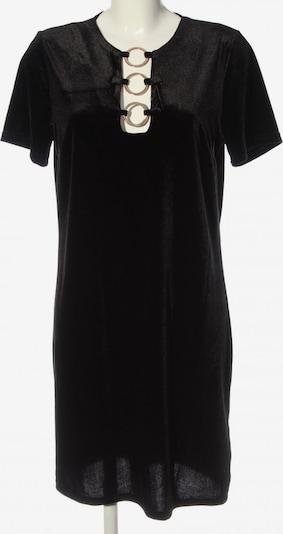 GLAMOROUS Kurzarmkleid in L in schwarz, Produktansicht