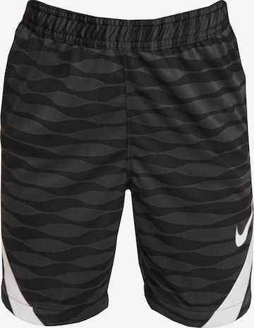 NIKE Sports trousers in Black