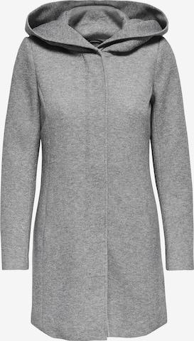 Manteau mi-saison 'Sedona' ONLY en gris