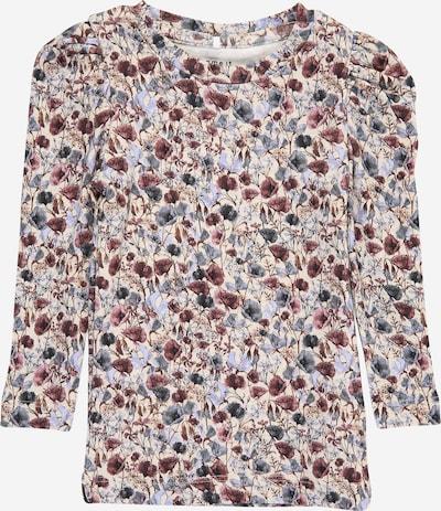 NAME IT Shirt 'BEFRIDA' in beige / mischfarben, Produktansicht