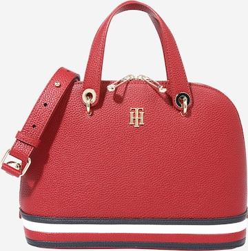 TOMMY HILFIGER Handväska i röd