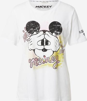 Frogbox Shirt in Weiß
