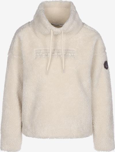 NAPAPIJRI Pullover 'Teide' in beige, Produktansicht