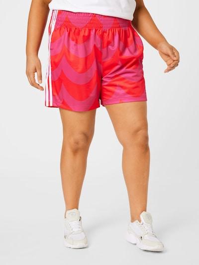 ADIDAS ORIGINALS Nohavice - ružová / červená, Model/-ka