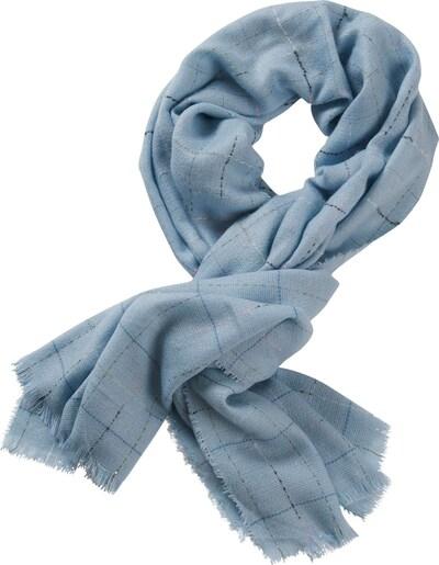 Cartoon Schals & Tücher in blau, Produktansicht
