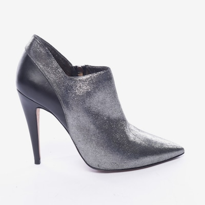 PURA LOPEZ Dress Boots in 37 in Silver, Item view