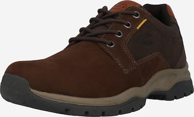 CAMEL ACTIVE Športové šnurovacie topánky 'Bud' - karamelová / okrová / tmavohnedá, Produkt