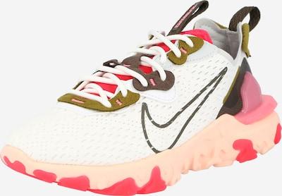 Nike Sportswear Zapatillas deportivas bajas 'React Vision' en piedra / caqui / pitaya / negro / blanco, Vista del producto