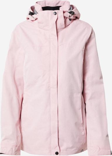 KILLTEC Kurtka outdoor 'Inkele' w kolorze różowy pudrowy / białym, Podgląd produktu